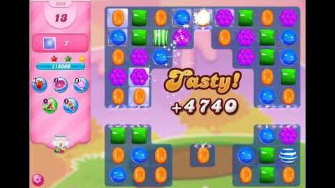 Candy Crush Saga - Level 3368 ☆☆☆