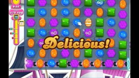 Candy Crush Saga Level 1891 ( New with 30 Seconds ) No Boosters 3 Stars