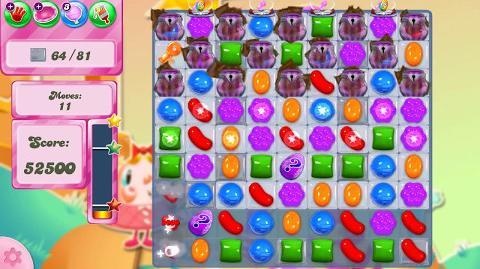 Candy Crush Saga Level 2502