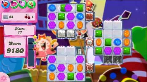Candy Crush Saga Level 2540