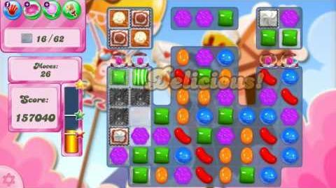 Candy Crush Saga Level 2628 NO BOOSTERS
