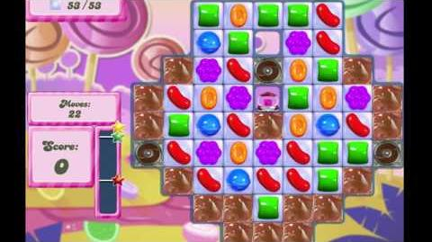 Candy Crush Saga Level 2765 NO BOOSTERS (22 moves)