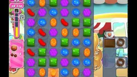 Candy Crush Saga Level 893 (nerfed)