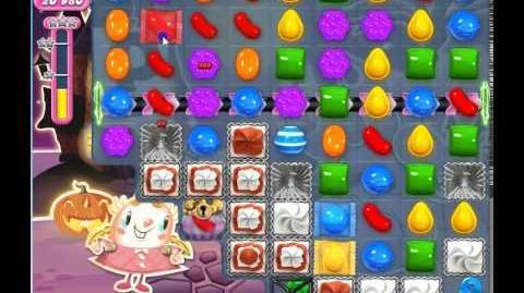 Candy crush saga - level 713 No Booster
