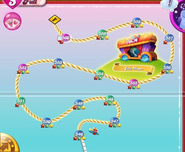 Jelly Wagon Map Mobile