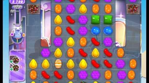 Candy Crush Saga - DreamWorld level 441 (No Boosters)