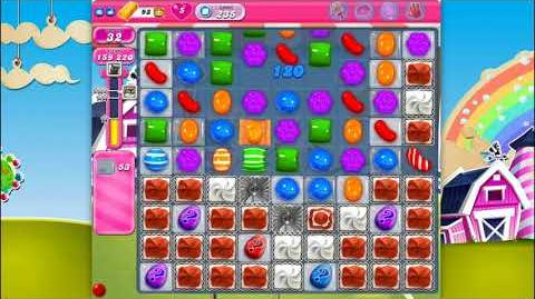 Candy Crush Saga - Level 235 - No boosters ☆☆☆