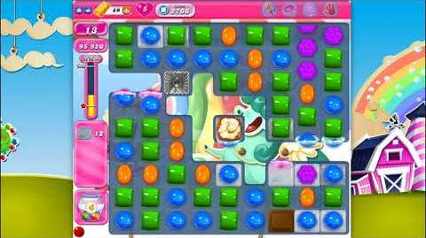 Candy Crush Saga - Level 2766 - No boosters ☆☆☆