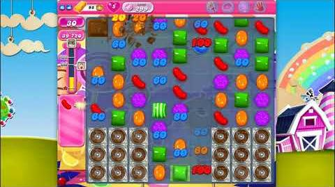 Candy Crush Saga - Level 299 - No boosters ☆☆☆