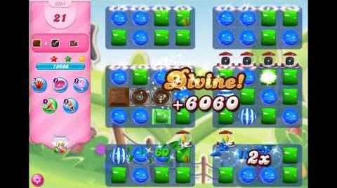 Candy Crush Saga - Level 3254 ☆☆☆
