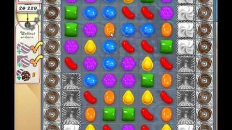 Candy Crush Saga Level 169-0