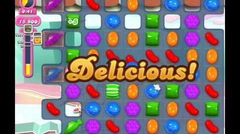 Candy Crush Saga Level 1832 ( New with 100 Seconds ) No Boosters 2 Stars