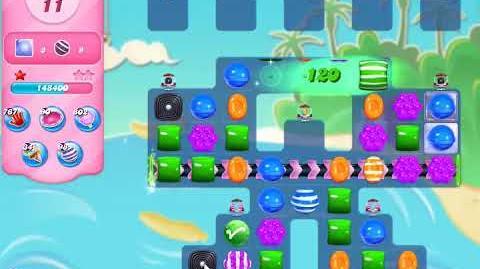 Candy Crush Saga Level 4032 NO BOOSTERS