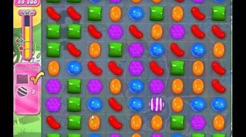 Candy Crush Saga Level 807