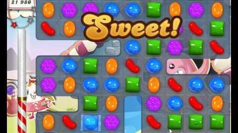 Candy Crush Saga Level 84
