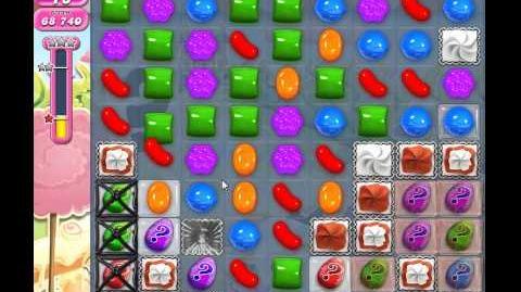 Candy Crush Saga Level 866 No Boosters
