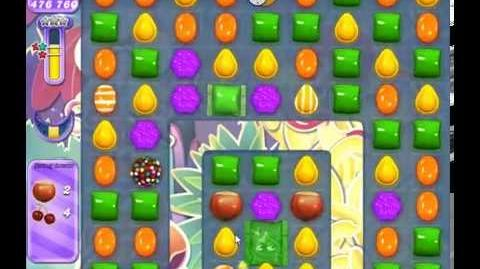 Candy Crush Saga Dreamworld Level 624 (Traumwelt)