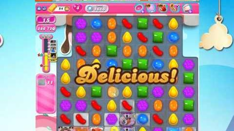 Candy Crush Saga LEVEL 1618
