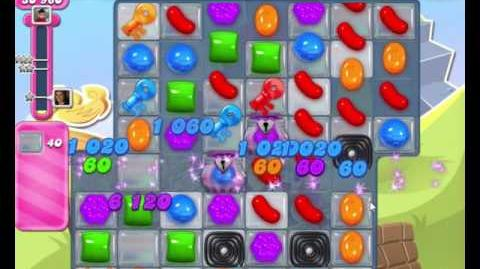 Candy Crush Saga LEVEL 1670 NO BOOSTERS (15 moves)