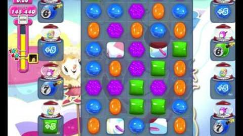 Candy Crush Saga LEVEL 2220 NO BOOSTERS (higher target score)