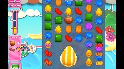 Candy Crush Saga Level 1162 NO BOOSTER
