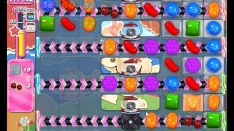 Candy Crush Saga Level 1698 Hard Level NO BOOSTER (2nd Version)