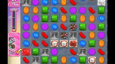 Candy Crush Saga Level 215 - 1 Star - no boosters