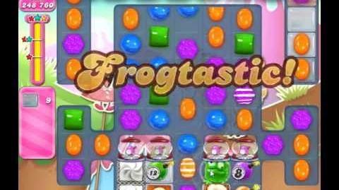 Candy Crush Saga Level 2251 - NO BOOSTERS
