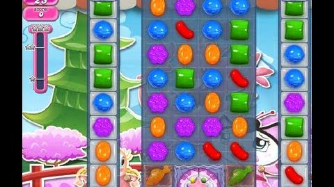 Candy Crush Saga Level 372 - 1 Star - no boosters
