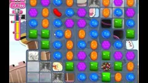 Candy Crush Saga Level 393 3 stars NO BOOSTERS