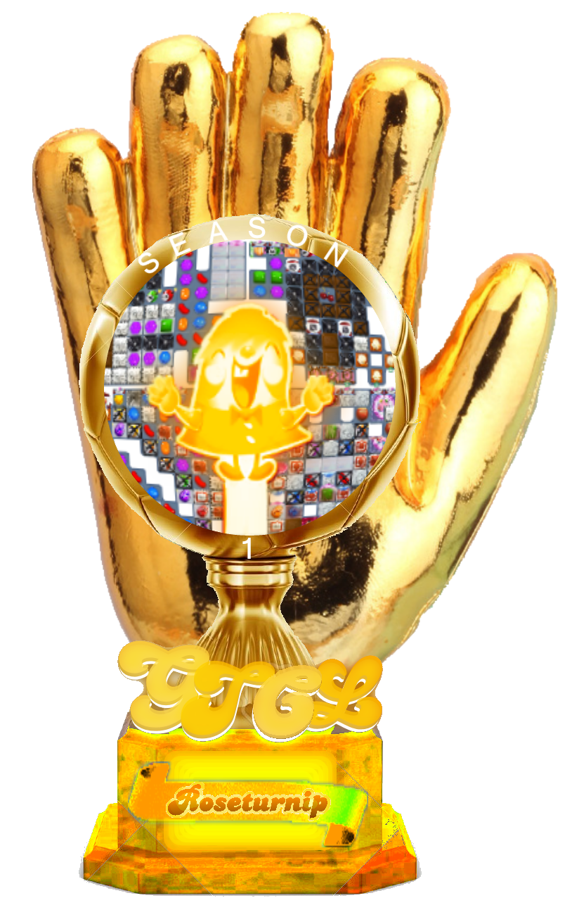 GTCL Season 1 Gold Trophy