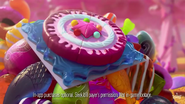 Cake bomb, jelly fish and mystery candy in the CCS Tv ad (720p)