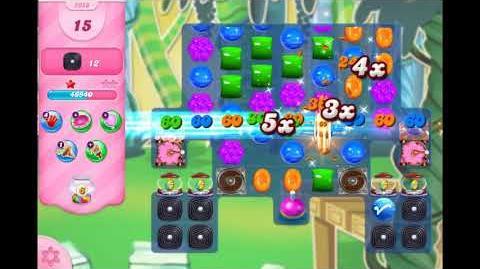 Candy Crush Saga - Level 2958 ☆☆☆
