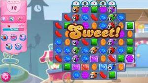 Candy Crush Saga - Level 4636 - No boosters ☆☆☆