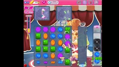 Candy Crush Saga Level 1112 No Booster