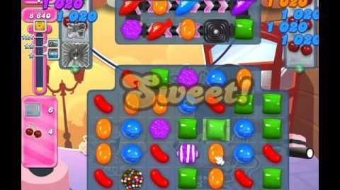 Candy Crush Saga Level 1849 ( New with 15 Moves ) No Boosters 3 Stars