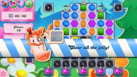 Candy Crush Saga Level 2493