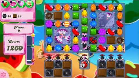 Candy Crush Saga Level 2524