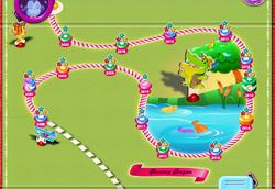 Bouncy Bayou Map