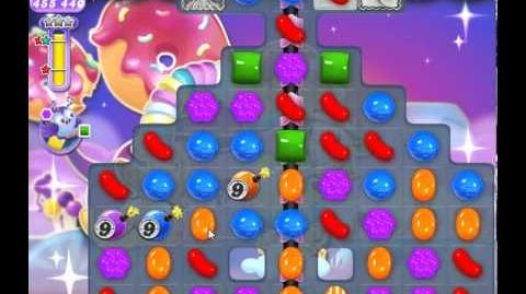 Candy Crush Saga Dreamworld Level 539 (Traumwelt)