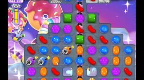 Candy Crush Saga Dreamworld Level 539 (Traumwelt)