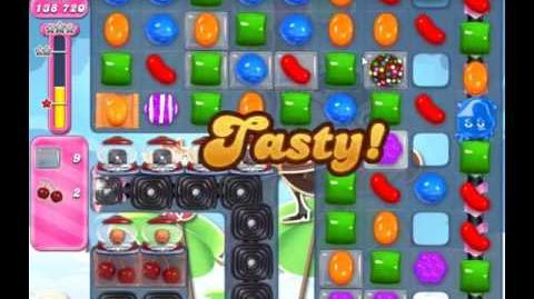 Candy Crush Saga Level 1811 - NO BOOSTERS