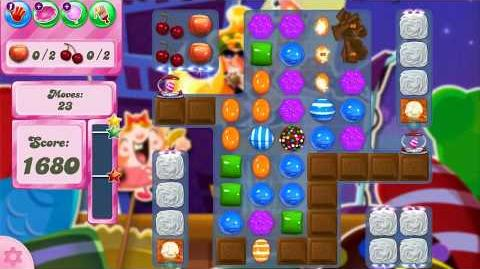 Candy Crush Saga Level 2531