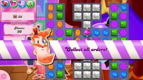 Candy Crush Saga Level 2573 NO BOOSTERS