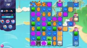 Candy Crush Saga Level 4550 NO BOOSTERS (third version)