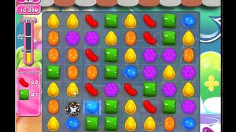 Candy Crush Saga Level 638-3