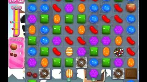 Candy Crush Saga Level 709