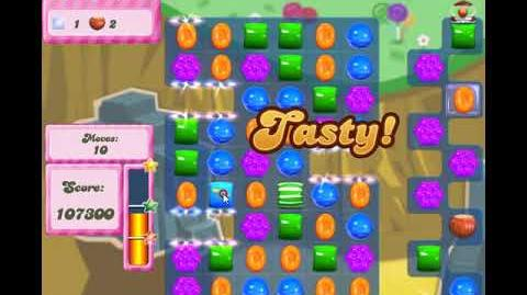 Candy Crush Friends Group Level 2855 One Hammer 2Stars Redesigned 241017