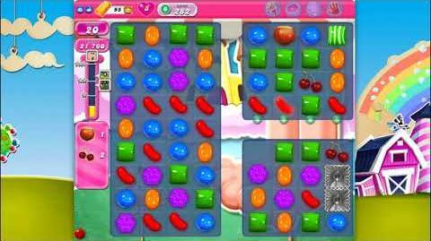 Candy Crush Saga - Level 282 - No boosters ☆☆☆