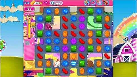 Candy Crush Saga - Level 298 - No boosters ☆☆☆